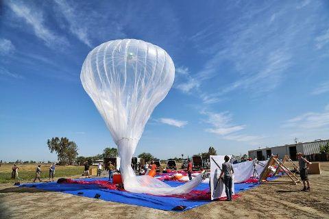 Resultado de imagem para Startup levará internet ao campo através de balões